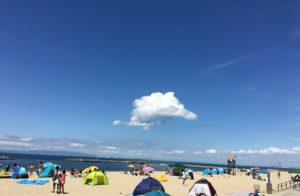 箱作海水浴場「ぴちぴちビーチ」子供と毎年遊びに行く南大阪おすすめの海