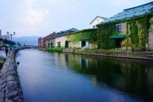 子供と一緒に小樽観光。北海道旅行の小樽での一日をご紹介!