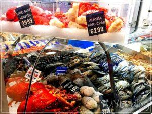 オーストラリア家族旅行(7日目)メルボルン観光 クイーンビクトリアマーケット