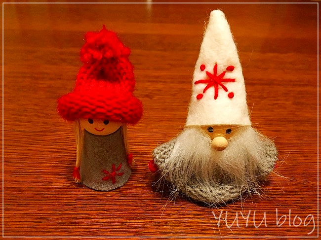 可愛いクリスマスの妖精