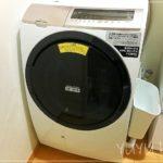 我が家にドラム式洗濯乾燥機がやって来た!排水口の掃除を先に済ませスッキリ
