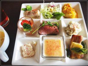 スターゲイトホテルのランチブッフェ「スターゲイト」で食べ放題