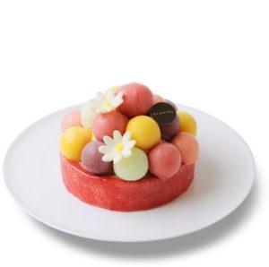 グラッシェルの『バルーンドフリュイ』が可愛い!アイスケーキで一番人気