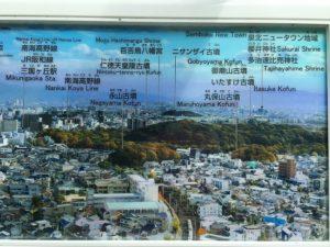 仁徳天皇陵古墳を気軽に上から見れる場所は市役所だよ!