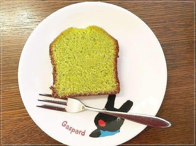 シチリアーモのプレミアムピスタチオケーキ