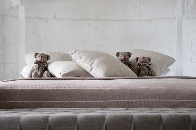 夫婦別室でも仲良し!安眠確保を重要視して別々に寝ています