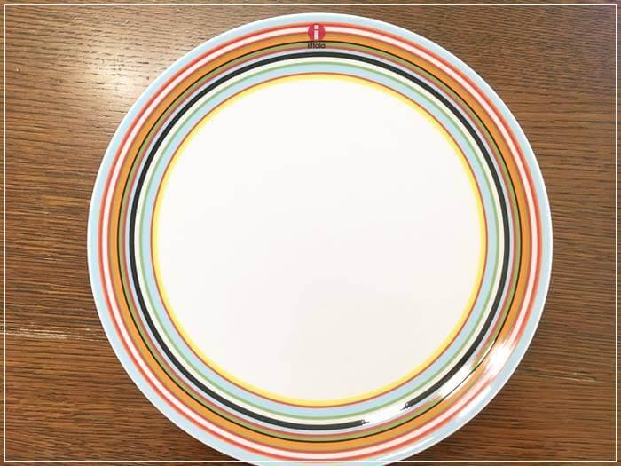 イッタラのオリゴ皿