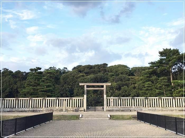 世界3大墓の仁徳天皇陵