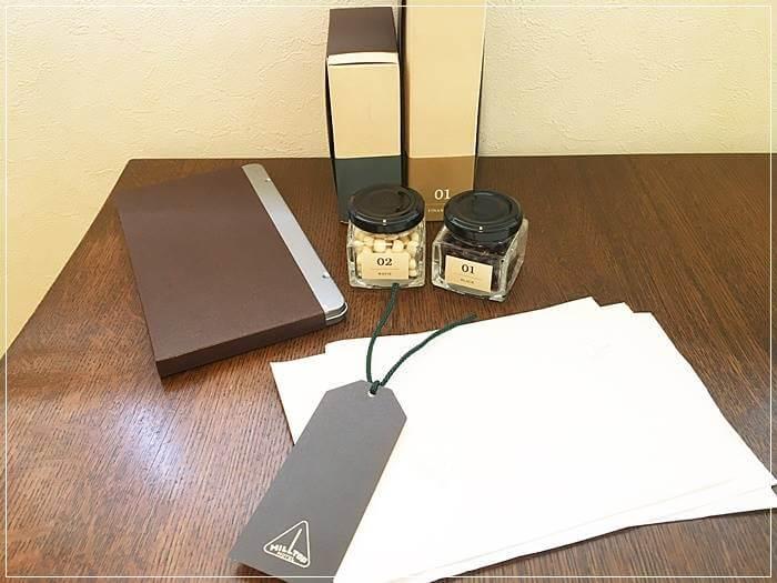 「山の上ホテル」のお道具箱が可愛すぎ!「書斎シリーズ」で文豪気分